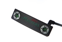 Rare Scotty Cameron Masters Putter / This putter is one of 150 that will ever be made, a collaboration between Titleist's putter guru Scotty Cameron and the 2013 Masters at Augusta National. / by 2nd Swing Golf