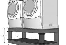 Laundry ideas / by Joey