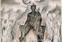 William Blake / by Jesus Martinez