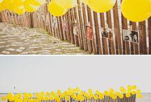 Wedding {Yummy Yellows} *Destination Wedding Photographer MN / Bernadette Pollard @ Dette Snaps *Destination Wedding Photographer MN {facebook.com/DetteSnaps} / by Bernadette @ Dette Snaps