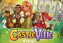 Castleville  / My favorite facebook game / by Katie Guyton Reynolds