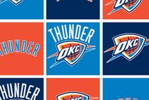 OKC Thunder / The best NBA TEAM / by Sharon Raby