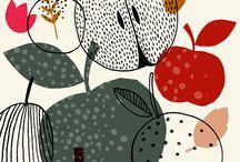 Illustration & pattern / by Natalie