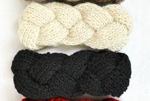 Knitting & sewing  / by Kara Hicks