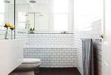 The Tile Room / Create a stunning look in your kitchen or bathroom with tile. Shop The Tile Room at Studio41 for in-stock designer marble, granite, glass, metal, ceramic and porcelain tile at discount prices. / by Studio41 Home Design Showroom