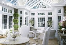 Porches/Sunrooms/Garden Rooms / by Canal Notes