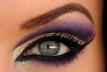 makeup / by Toni Schexnayder