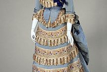 Bustle (1867-1874) / by Elizabeth Montgomery