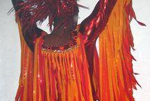 Costume Ideas / by Mandi Cool