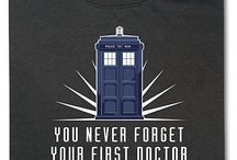 you never forget your first doctor / by Liz Whalen