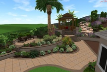 3D Renderings / 3d renderings of the blueprints from some of our projects. To learn more visit us at http://designyouryard.net/ / by ALS Landscaping