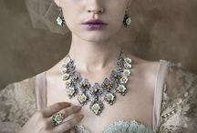 Vintage Wench / Vintage period clothing and jewelry. Inspiration for my own artworks. / by Ginger Douglas
