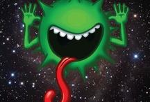 OpenBSD Artwork / by James McDonald