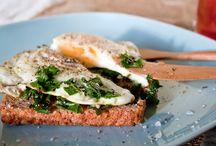 Green Recipes / by Myah Gary
