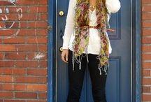 Fall wardrobe  / by Betty Springer
