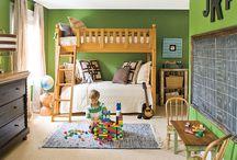 kids' bedroom / by Jami Adair
