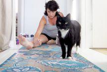 Painted flooring / Pantry area / by Jennifer Allen