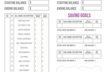 Budgeting / by Melissa Willis