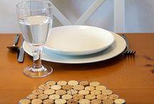 cork crafts / by Susan Katz