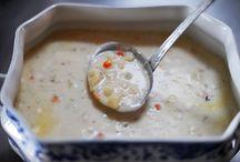 Soups / by Meg Grimmer