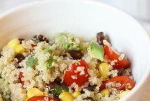 Quinoa / by Katie Shope