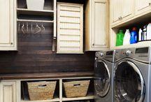Style - Laundry Room / by Kaydee Fuson