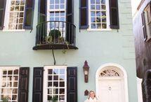 Exterior House Paint Ideas / by Fifty Four Ten Studio