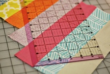 quilting / by Rachelle Pierson
