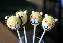 Safari baby shower / by Becky Lewis