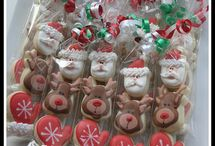 Christmas Cookies / by Amber