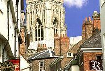Nostalgia - City of York / by Josephine Fowler