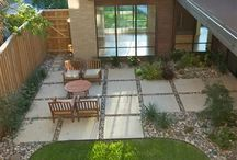 patio happnins / by daniele bonneau
