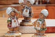 Gingerbread / by Vonnie Worsham