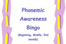 Phonemic Awareness / by Taylor Miller