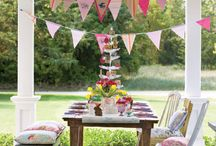 porch party / by Shannon | Flour Girl