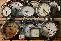 Antique clocks / by Judy Kalt
