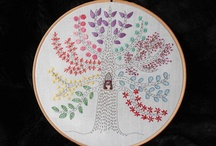 Embroidery and handwork / by Eileen DeMars