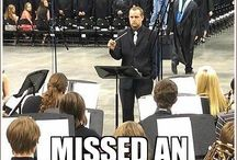 Marching band/Concert band / by Cassidy Bailey