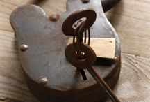Under Lock & Key / by Deirdre Lomond