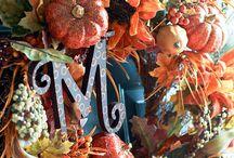 Fall Decor / by Morgan Kennedy