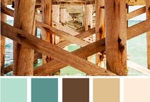 Color combo inspiration / by Kristin Whitehead