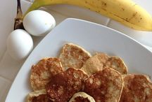 : recipe space - breakfast : / by Katy Potaty