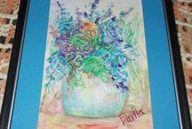 ART & MORE AT ETSY.COM AT UINMIND / by Marsha Gabriel