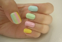 Nail love / by Amy Valentine