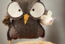 Owl Stuff / by Hotchpotch Ehh