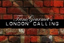 TriniGourmet's London Calling / Follow me as I track and plan TriniGourmet's crowdfunding IndieGogo campaign to raise money for Food Blogger Connect '14! :)  Visit our campaign page at http://LondonCalling.TriniGourmet.com / by Sarina
