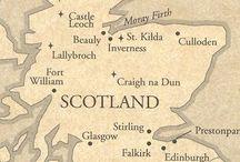 Outlander- hotties in kilts / by Laura Poe