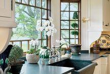 Beautiful Kitchens / by Kelli Atkins