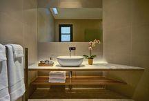Bathrooms / by Mike Larocque
