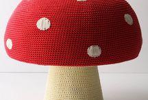 Knitting + Crochet / by Frau_Pines